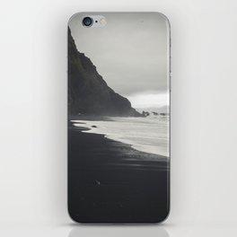 Black Sands iPhone Skin