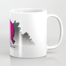 mamouth rose Coffee Mug