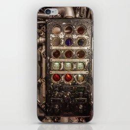 Battleship Panel iPhone Skin