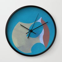 squirtle Wall Clocks featuring Squirtle by JHTY