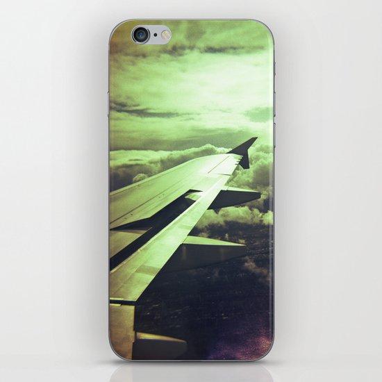 Lomographic Flight 1 iPhone & iPod Skin