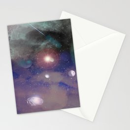 Galatic Stationery Cards