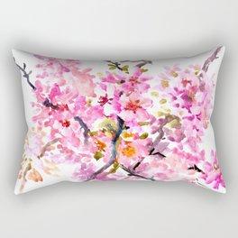 Cherry Blossom Rectangular Pillow