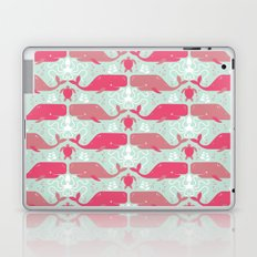 Whales & friends Laptop & iPad Skin