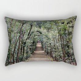 Boboli Gardens Rectangular Pillow