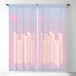 Chicago City Blackout Curtain
