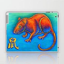 Chinese Zodiac Year of the Rat Laptop & iPad Skin