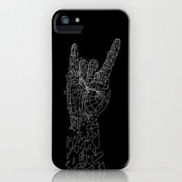Metal iPhone Case