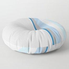 Element Sky Blue Floor Pillow
