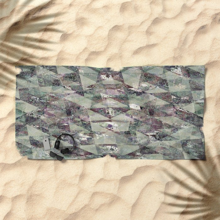 DIRT Beach Towel