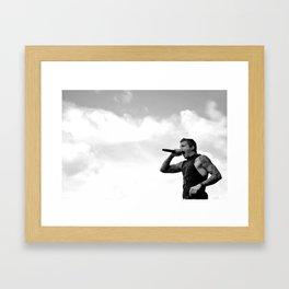 Atreyu Sky Framed Art Print