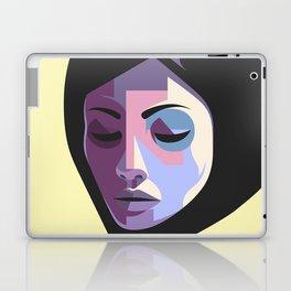 Girl in hijab Laptop & iPad Skin
