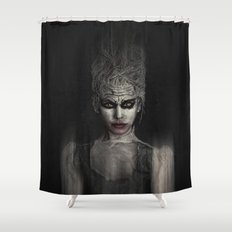 Thing 1 Shower Curtain