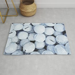 Golf Lovers... Practice Makes Perfect Rug