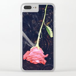 Singe Clear iPhone Case