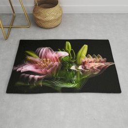 Lily Multiplication Rug