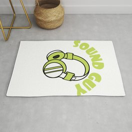 """""""Sound Guy I Accept No Feed"""" tee design for music and DJ lovers out there! Makes a cute gift too!  Rug"""