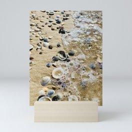Seashell Shore Mini Art Print