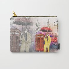 Meet Me in London Carry-All Pouch