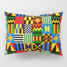 KENTE PLAY Pillow Sham