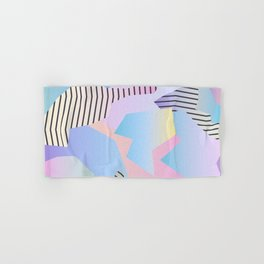 Abstract gradient 2 Hand & Bath Towel