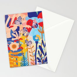 Summer Meadow  Stationery Cards