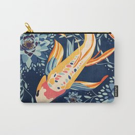 The Lotus Pond Carry-All Pouch