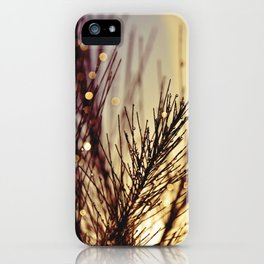All That Glistens iPhone Case