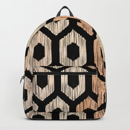 Animal Print Pattern Backpack