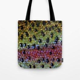 Beautiful Skin, Rainbow Bronze Tote Bag