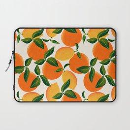 Oranges and Lemons Laptop Sleeve