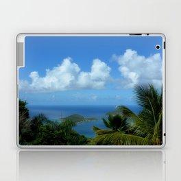 Bird View over the Ocean Laptop & iPad Skin