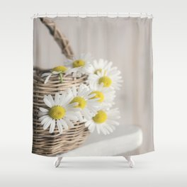 Its the simple things Shower Curtain