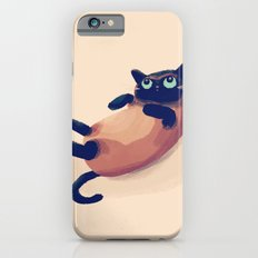 Blue Eyes iPhone 6 Slim Case