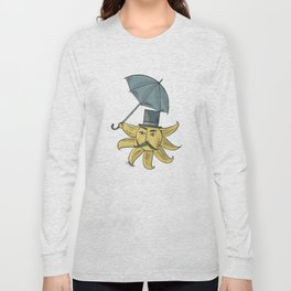 A rainy day Long Sleeve T-shirt
