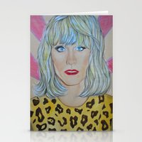 jared leto Stationery Cards featuring Jared Leto as RAYON by Jenn