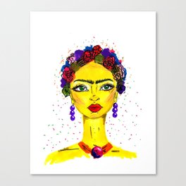 No. 10 Canvas Print