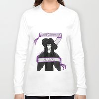 witch Long Sleeve T-shirts featuring Witch by nach-o-kid