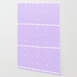 Kawaii Purple Wallpaper