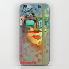 Warped Vision iPhone & iPod Skin