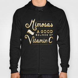 Mimosas = Vitamin C Hoody