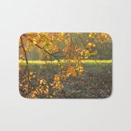 beautiful autumn ! Bath Mat