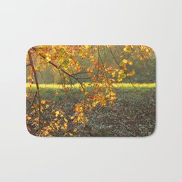 beautiful autumn ! Bath Mat