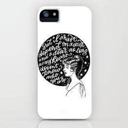 Goodnight, My Someone iPhone Case