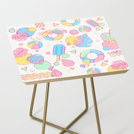 Summer Vibes Side Table