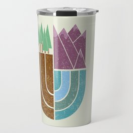 Mountain Crest Travel Mug