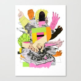 C16 Canvas Print