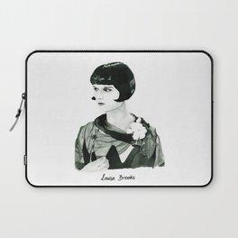 Louise Brooks Laptop Sleeve