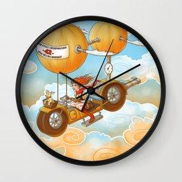 Air Cycle Championship 1916 Wall Clock