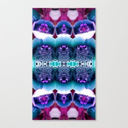 Alien Bloom #2 Canvas Print